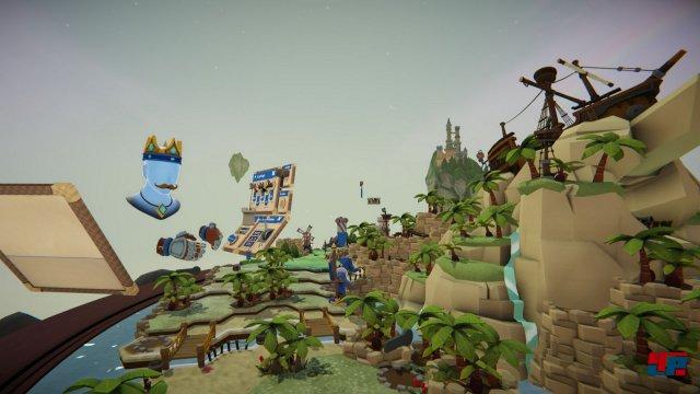 Screenshot - Skyworld VR (PS4)
