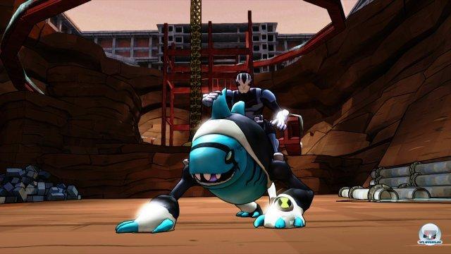 Screenshot - Ben 10: Omniverse (Wii_U) 92419617