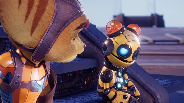 Screenshot - Ratchet & Clank: Rift Apart (PlayStation5) 92643480