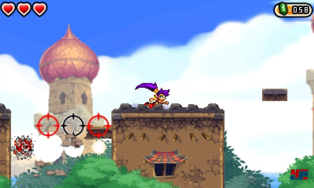Screenshot - Shantae and the Pirate's Curse (3DS) 92500524