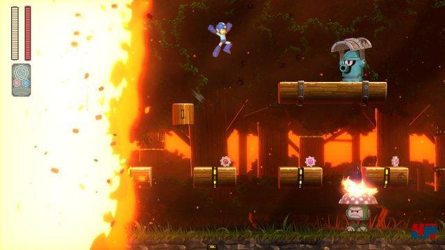Mit vier Schwierigkeitsgraden können sowohl Veteranen als auch Neulinge in der Welt von Mega Man Erfolgserlebnisse feiern.