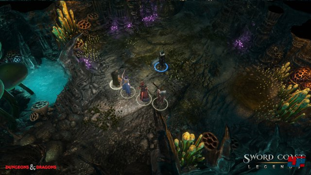 Screenshot - Sword Coast Legends (Linux) 92525904