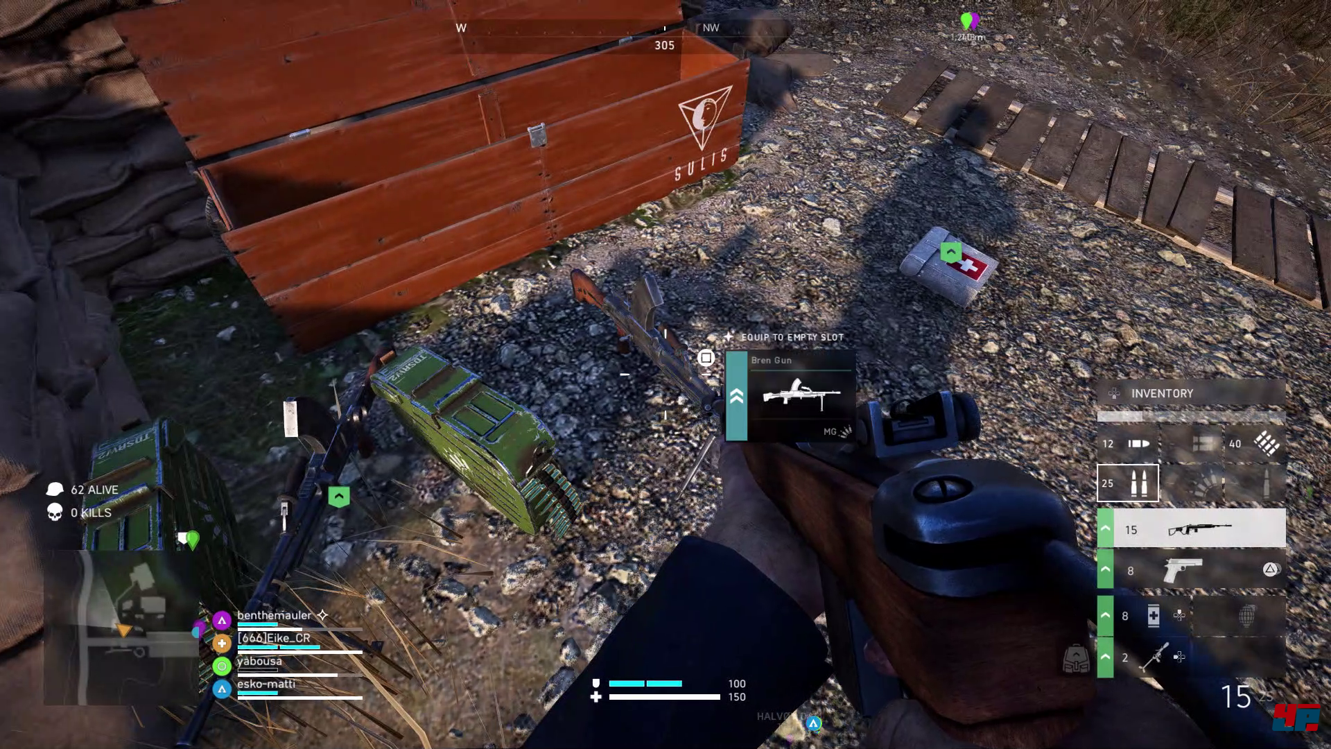 Screenshots zu Battlefield 5 Firestorm: Alles zum Shooter