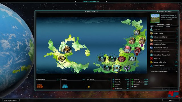Screenshot - Galactic Civilizations 3 (PC) 92505029