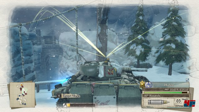 Screenshot - Valkyria Chronicles 4 (Switch) 92574421