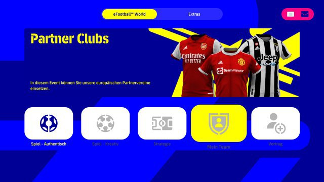 Screenshot - eFootball 2022 (PlayStation5)