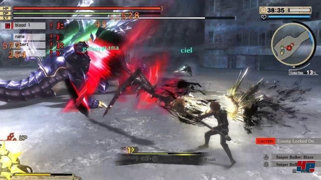 Screenshot - God Eater 2 Rage Burst (PC) 92528212