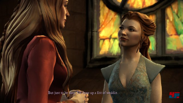 Screenshot - Game of Thrones - Episode 3: The Sword in the Darkness (iPad) 92502857