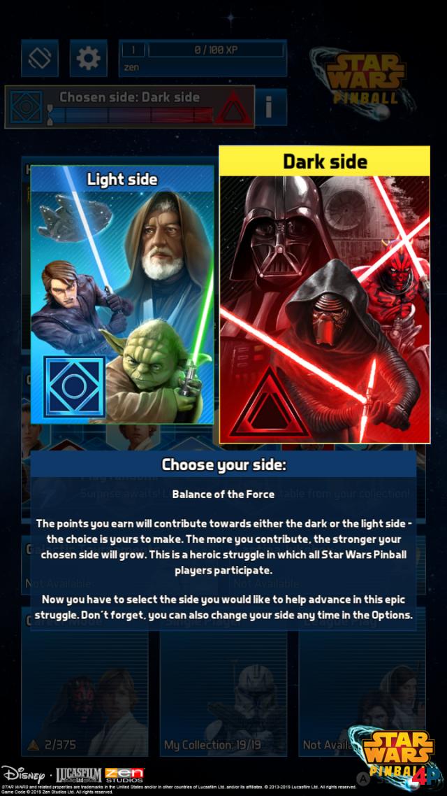 Screenshot - Star Wars Pinball (Switch) 92592612