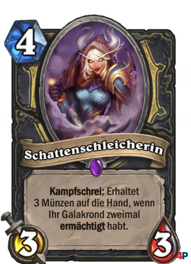 Screenshot - Hearthstone: Erbe der Drachen (Android)