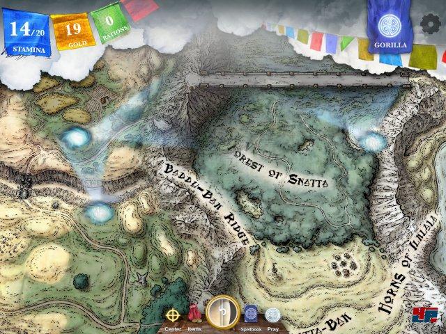 Screenshot - Sorcery! - Teil 3 (iPad) 92503570