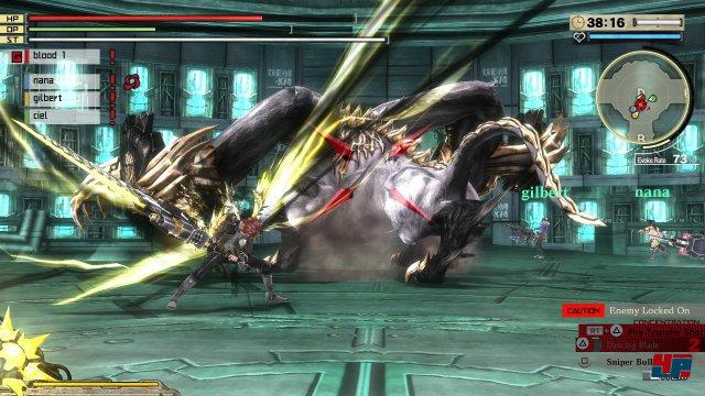 Screenshot - God Eater 2 Rage Burst (PC) 92524767