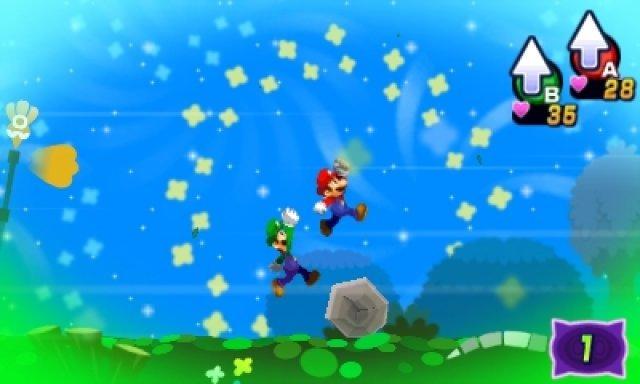 Screenshot - Mario & Luigi: Dream Team Bros. (3DS) 92462452