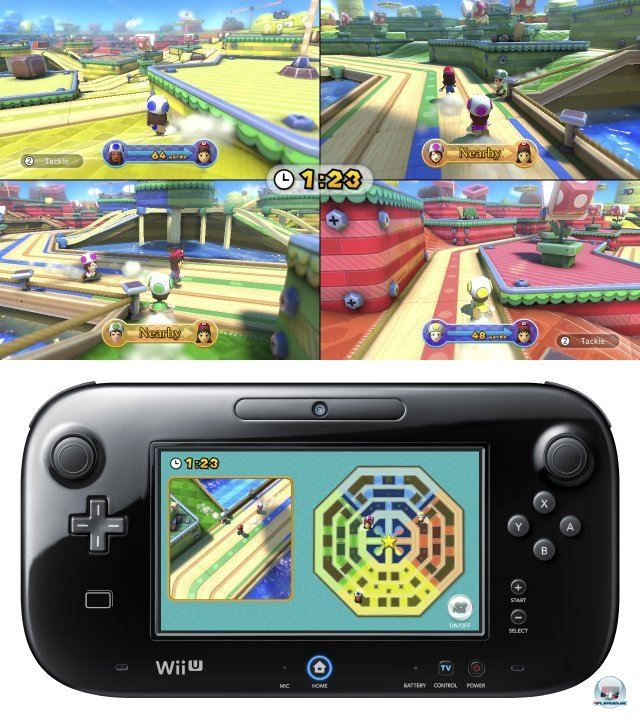 Screenshot - Nintendo Land (Wii_U) 92401192