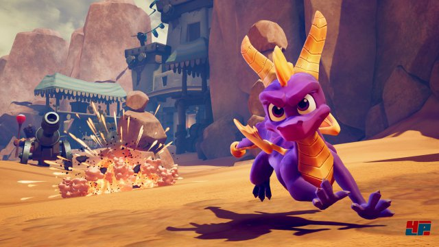 Screenshot - Spyro Reignited Trilogy (PS4)