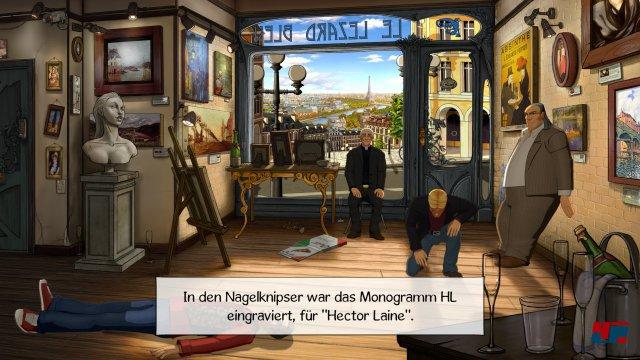 Screenshot - Baphomets Fluch 5: Der Sündenfall - Episode 1 (Switch) 92570678