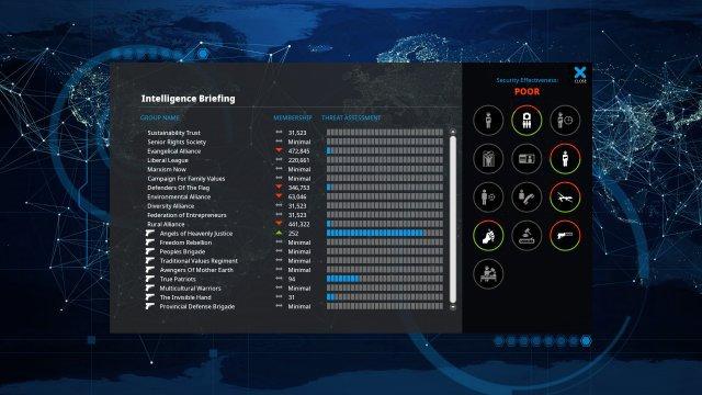 Screenshot - Democracy 4 (PC)