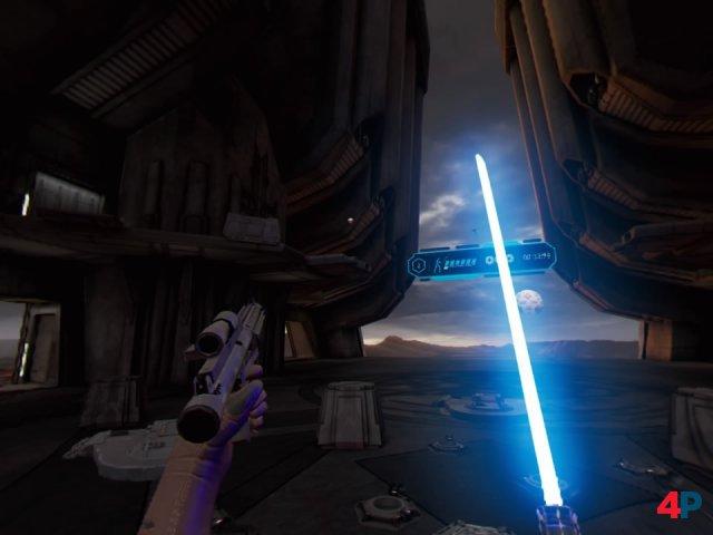 In den Dojos trainiert man seine Fähigkeiten mit Lichtschwert, Macht und Blaster.