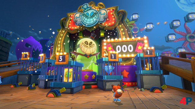 Screenshot - New Super Lucky's Tale (Switch) 92600066