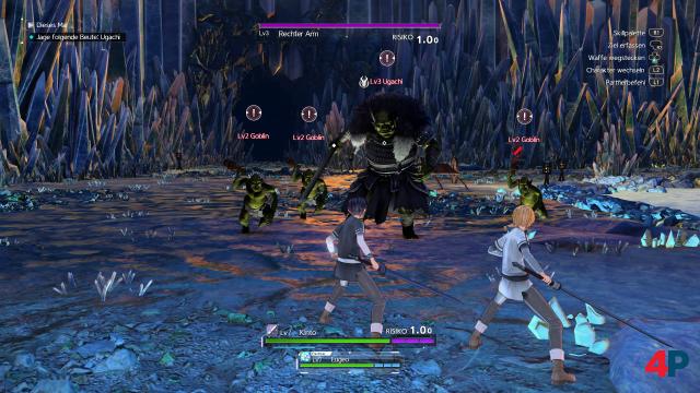 Screenshot - Sword Art Online: Alicization Lycoris (PS4) 92620112