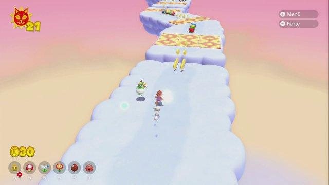 Screenshot - Super Mario 3D World   Bowser's Fury (Switch) 92634397