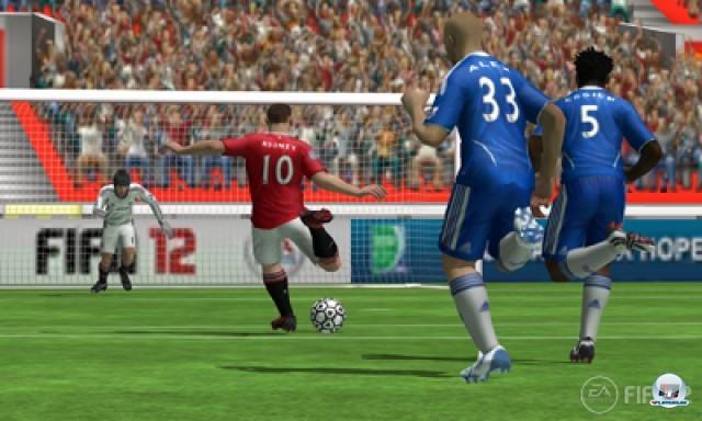 Screenshot - FIFA 12 (3DS) 2250887