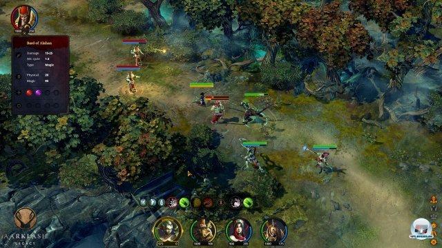 Screenshot - Aarklash: Legacy (PC)