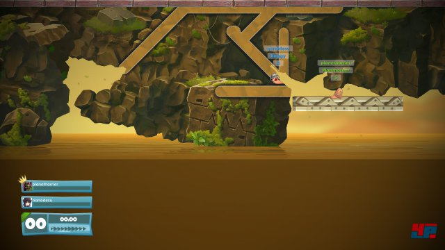 Screenshot - Worms W.M.D (PC)