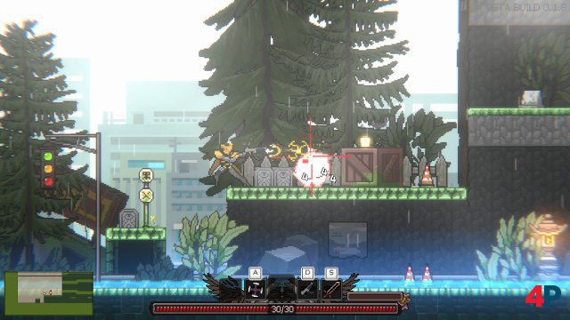 Screenshot - Metal Unit (PC)