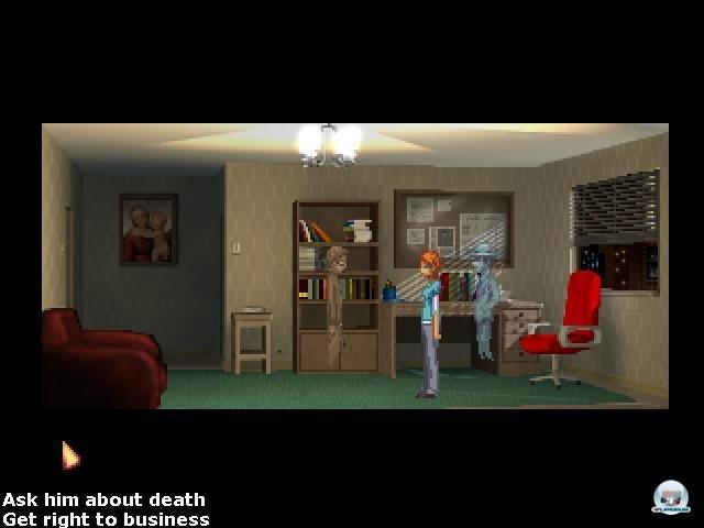 Screenshot - Blackwell Deception  (PC) 2269807