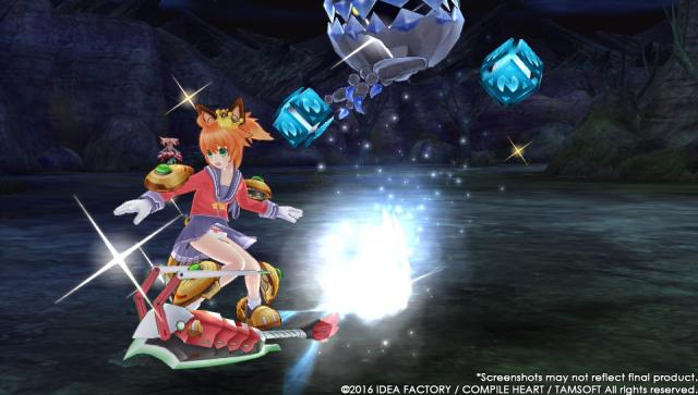 Screenshot - MegaTagmension Blanc   Neptune VS Zombies (PS_Vita) 92525109