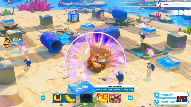 Screenshot - Mario   Rabbids Kingdom Battle (Switch)