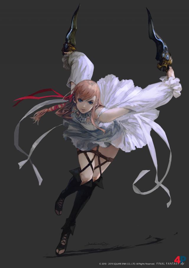 Screenshot - Final Fantasy 14 Online: Shadowbringers (PC) 92596315