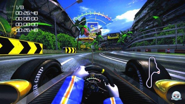Screenshot - The 90's Arcade Racer (PC) 92440827