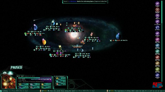 Screenshot - The Last Federation (PC) 92481855