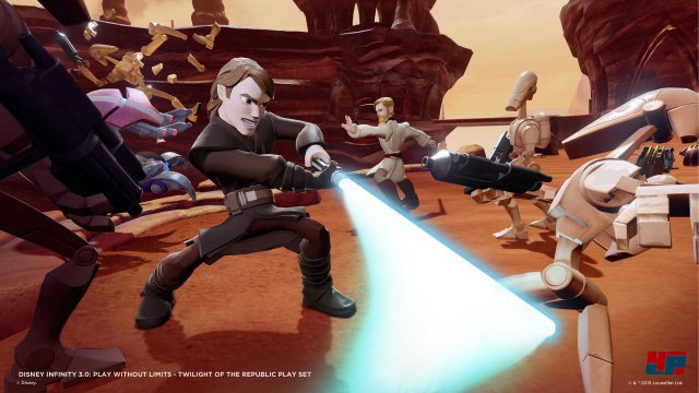 Screenshot - Disney Infinity 3.0: Play Without Limits (360) 92505419