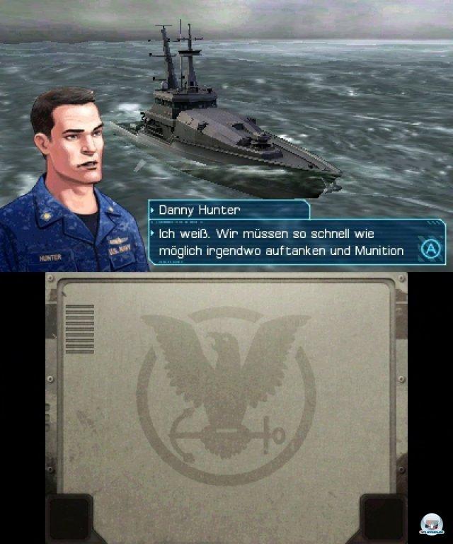 Screenshot - Battleship (3DS)