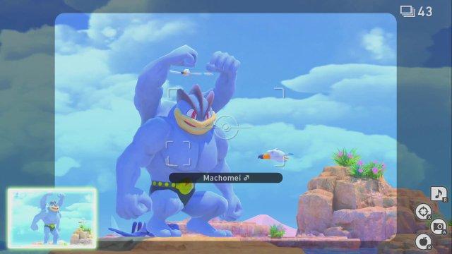 Screenshot - New Pokémon Snap (Switch) 92640664