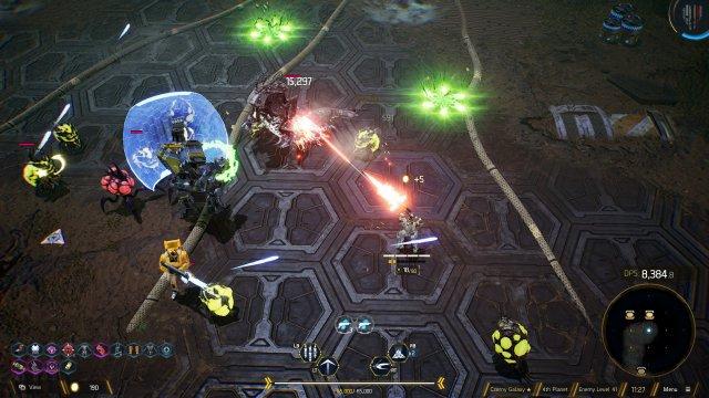 Screenshot - Anvil: Vault Breakers (PC)