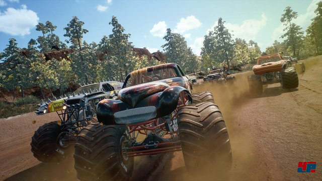Screenshot - Monster Jam Steel Titans (PC) 92582925