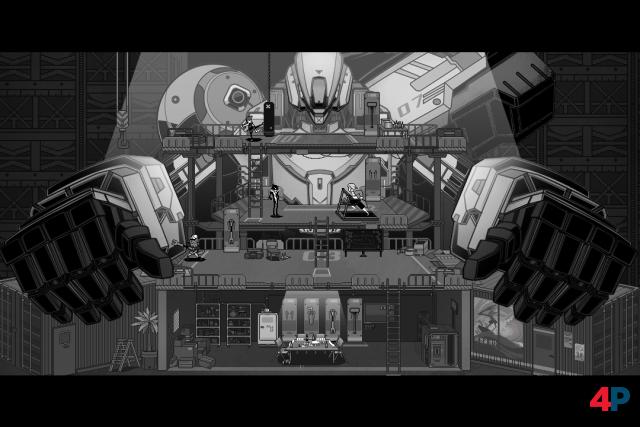 Screenshot - Wolfstride (PC)