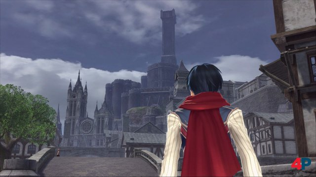 Screenshot - Ys 9: Monstrum Nox (PC)
