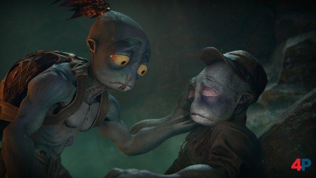 Screenshot - Oddworld: Soulstorm (PlayStation5) 92615534