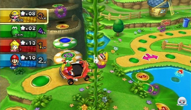 Screenshot - Mario Party 9 (Wii) 2300552