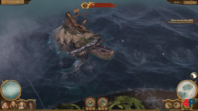 Screenshot - Of Ships & Scoundrels (PC) 92600777