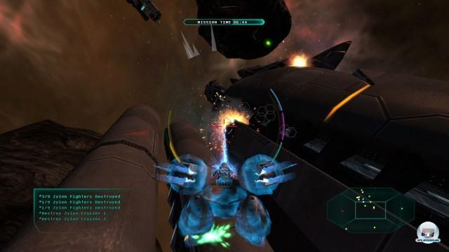 Screenshot - Star Raiders (PC) 2223322