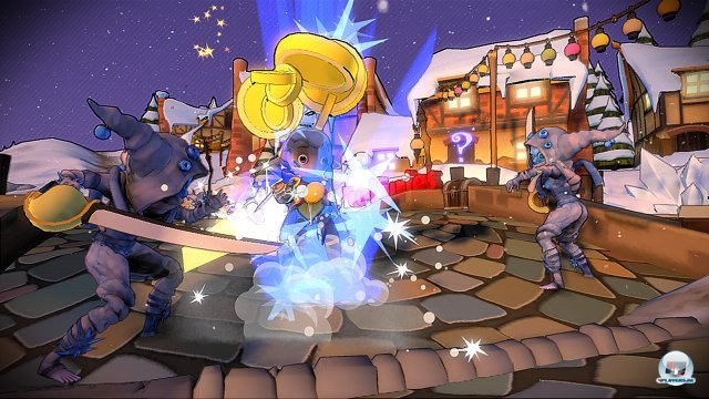 Screenshot - Fable Heroes (360) 2345547