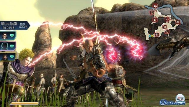 Screenshot - Dynasty Warriors: Next (PS_Vita) 2323797