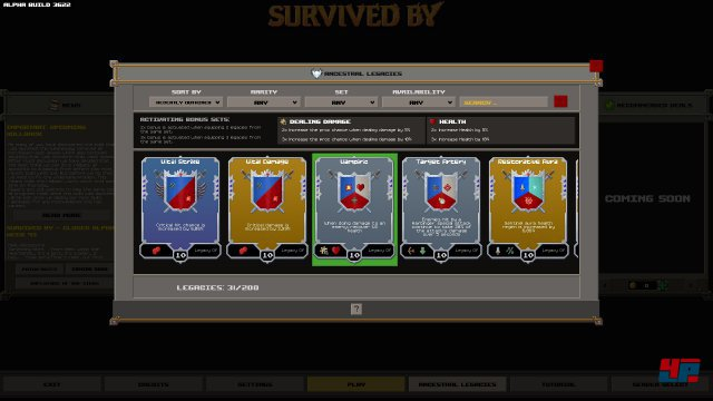 Screenshot - Survived By (PC) 92576445