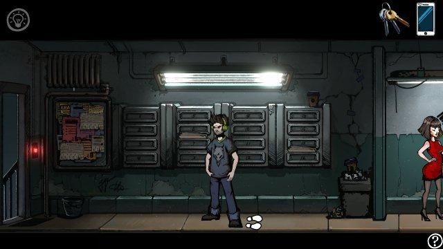 Screenshot - Almost My Floor (PC)